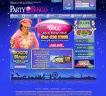 Party Bingo sajt