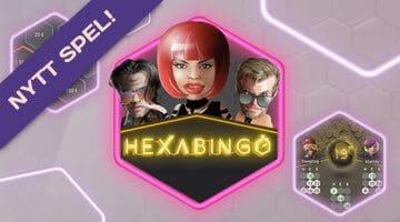 Omslag nya Hexabingo