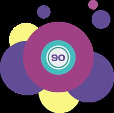 90-bollars bingo